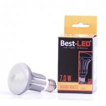 Best-Led E27 7W tep.bílá BL-R63-7-WW