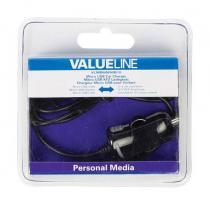 Valueline VLMB60890B10 µUSB - 12V, 1m