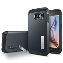 Spigen Tough Armor pro Galaxy S6 slate (SGP11336)