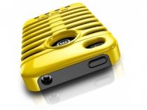 Musubo Elvis Yellow pro iPhone 4 / 4s