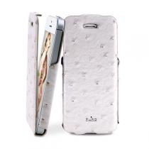 Puro Safari Flipper White pro iPhone 5