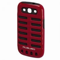 Musubo Retro pro Samsung Galaxy S3 červená