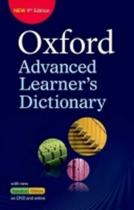 Oxford Advanced Learner's Dictionary 9th Edition PB + DVD-ROM Pack with Online Access