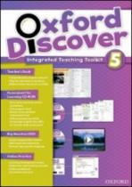Oxford Discover 5 Teacher's Book with Integrated Teaching Toolkit