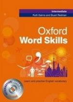 Oxford Word Skills Intermediate: Student's Pack