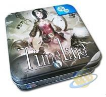 REXhry Timeline: Vynálezy