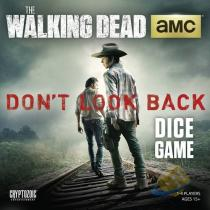 "Cryptozoic The Walking Dead: Don""t Look Back Dice Game"