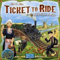 Blackfire Ticket to Ride: Nederland