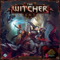 Fantasy Flight Games The Witcher: Adventure Game