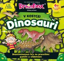 Albi V kostce! Dinosauři