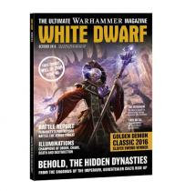 Games Workshop White Dwarf 10/2016