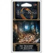 Fantasy Flight Games The Lord of the Rings LCG: The Treachery of Rhudaur