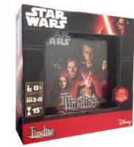Asmodée Timeline: Star Wars Episode 1 to 3