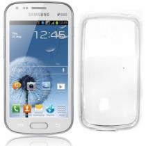 CELLY Gelskin pro Samsung Galaxy Trend bezbarvé (GELSKIN361)