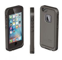 LifeProof Fre pro iPhone 5 / 5s / SE šedá (77-53686)