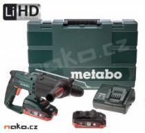 Metabo KHA 18 LTX 2x3,1Ah LiHD 600210670