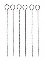 Grilovací jehlice, 31cm, 6 ks