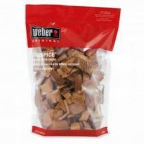 Weber Udící lupínky Fire Spice Chips