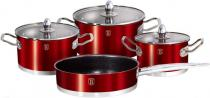 Berlingerhaus Metallic Red Passion Collection BH-1318 7 ks