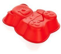 BANQUET Forma silikonová CULINARIA Red 14,2 x 12,3 x 3,5 cm