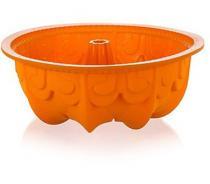 BANQUET Forma na bábovku silikonová CULINARIA Orange 25 cm
