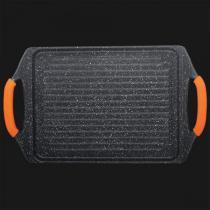 Blaumann Grilovací deska s odnímatelnými krytkami 45 cm