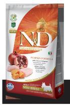 N&D Grain Free Pumpkin Adult Mini Chicken Pomegranate 2,5 kg