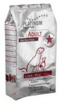 Platinum Natural Adult Lamb 15 kg (3x5 kg)