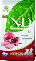 N&D Grain Free Puppy Small Medium Chicken Pomegranate 2,5 kg