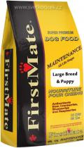 FirstMate Maintenance Adult Large Breed and Puppy 30 kg (2x15 kg)