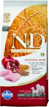 N&D Low Grain Light M/L Chicken Pomegranate 12 kg