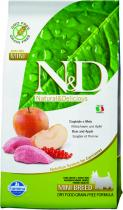 N&D Grain Free Dog Adult Mini Boar Apple 2,5 kg