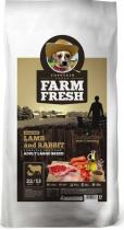 Farm Fresh Lamb Rabbit Adult Large Breed 10 kg