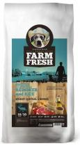 Farm Fresh Reindeer Weight Control and Senior 15 kg