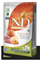 N&D Grain Free Pumpkin Adult Boar Apple 2,5 kg