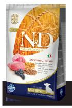 N&D Low Grain Dog Puppy Mini Lamb Blueberry 2,5 kg