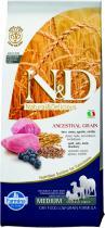 N&D Low Grain Adult Lamb & Blueberry 2 x 12 kg