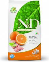 N&D Grain Free Dog Adult Maxi Fish Orange 12 kg