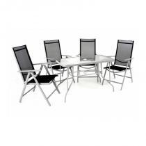 OEM SET stůl+ 4 židle