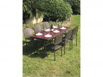V- Garden Set nábytku BARI 6