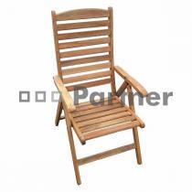 Deokork Edinburgh židle