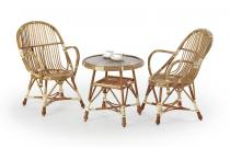 Halmar Wicker stůl