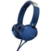 Sony MDR-XB550AP modrá (MDRXB550APL.CE7)