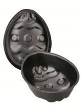 Ibili Forma na pečení velikonoční vajíčko 12cm set 2ks