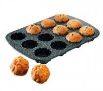 Stoneline Forma na muffiny WX 8037 s mramorovým povrchem