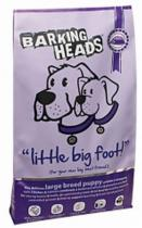 BARKING HEADS LITTLE BIG FOOT DUOPACK 2x12 kg
