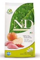N&D Grain Free DOG Adult Boar & Apple 12kg