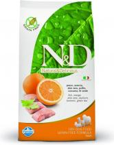 N&D Grain Free DOG Adult Fish & Orange 12kg