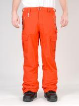 686 Kalhoty Authentic Infinity Tobacco Hrbn Denim oranžová