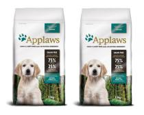 Applaws Dog Puppy Small & Medium Breed Chicken 2 x 7,5 kg
